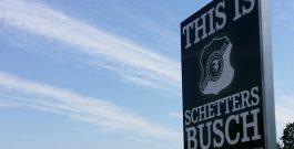 Wegen Orkan Friederike – Schetters Busch heute gesperrt
