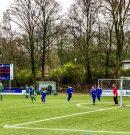 U12 – Schützenfest im Heimspiel gegen FC Saloniki Essen