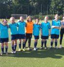 Englische Woche beschert den U13-Juniorinnen 2 Siege!