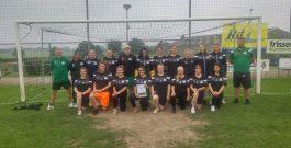 U17-Juniorinnen beim 13. Grenzland-Turnier in Bocholtz(NL)