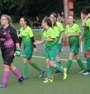 U15-Juniorinnen erfolgreich beim Dortmunder Turnier