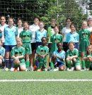 Juniorinnen – Teams aktiv beim Tag des Mädchenfußball