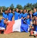 U9 Schwalben erreichen bei Mini – WM den 5. Platz