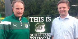 Erfahrung für die U17-Junioren – Gerd Gotsche übernimmt Schonnebecker Nachwuchsteam