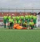 U15-Juniorinnen holen drei teuer bezahlte Punkte im Derby