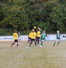 Überraschende Niederlage der U – 13 in Niederwenigern