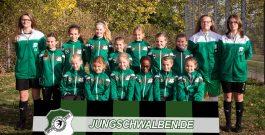 U11-Juniorinnen mit unglücklicher Niederlage