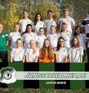 U17-Juniorinnen II. trotz Überzahl mit Unentschieden