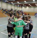 U15 – Mädels im Finale der Essener Hallenkreismeisterschaft