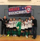 U13-Schwalbenmädchen erneut Turniersieger