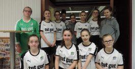 U15-Juniorinnen scheitern in der Endrunde
