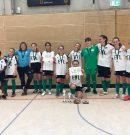 U13-Juniorinnen gewinnen erneut ein Hallenturnier