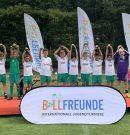 U10 (Jahrgang 2009) belegt 4. Platz beim Deutschen Junioren Cup in Schüttorf