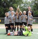 U9-Juniorinnen erfolgreich beim letzten Turnier