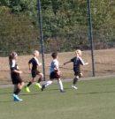 U11-Juniorinnen mit zweitem Sieg gegen Jungs