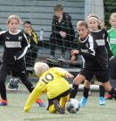 U11-Juniorinnen mit knapper Niederlage in Hattingen