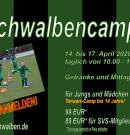Feriencamp in den Osterferien – JETZT ANMELDEN!