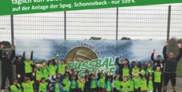 Herbst-Camp SpVg Schonnebeck (19. – 22.10.2020)